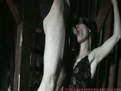 Bdsm, Bondage, German, Facial, Facials