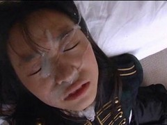 Asian, Compilation, Doll, Facial, Gay facial