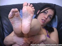 Feet, Masturbation, Teacher, Japan feet