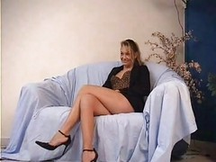 Anal, Casting, French, Mature, French mother son