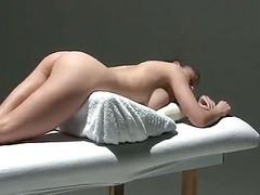 Erotic, Massage, Oil, Orgasm, Screaming orgasm