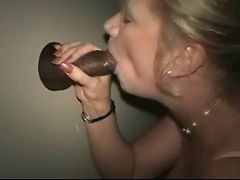 Gloryhole, Mature, Gloryhole cumshot compilation