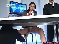 Asian, Japanese, Babe, Asian office