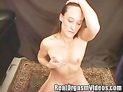 Housewife, Wife, Orgasm, Sybian, Bored housewife and interracial maid