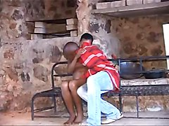 African, Amateur, Couple, Young african girls