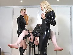 Rubber, Gyno, Rubber and lycra