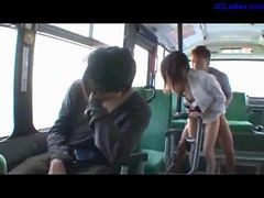 Bus, Office, Facial, Office humping