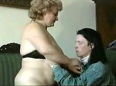 Granny, Blonde, Chubby, Hairy, Chubby brunette anal