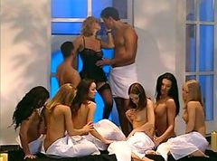 Group, Italian, Mature, Thai group sex