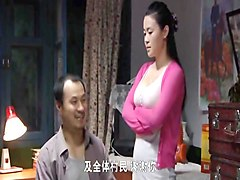 Chinese, Beauty, Chinese momo in orgy party