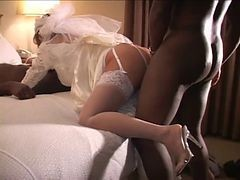 Bride, Cuckold, Wedding, Cheating brides