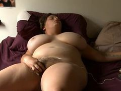 Masturbation, Ass, Bbw, Black bbw tranny