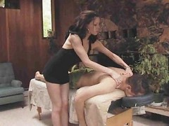 Massage, Ass, Orgasm massage