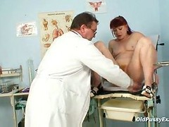 Hairy, Gyno, Teacher, Exam, Gyno doctor