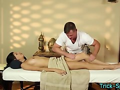 Latina, Massage, Ass, Nurse gives prostate massage