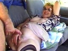 Car, Husband, Wife, Wife anal bbc creampie