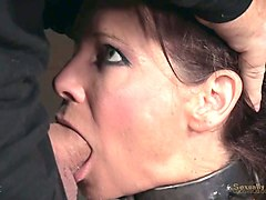 Bus, Housewife, Wife, Caught jacking