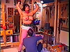 Slave, Train, Real defloration(part two
