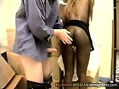 African, Secretary, African tribal sex