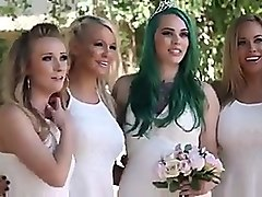 Bride, Real hot brides