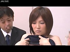Housewife, Wife, Japanese housewife caught in bathroom