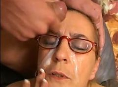 Anal, Facial, Dont like facial