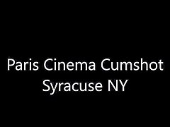 Cinema, Cumshot, Cinema film