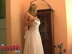 Bride, Russian, Wedding, Bride cheating wedding