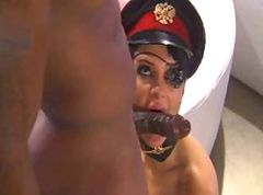 Black, Fetish, Facial, Ebony facial