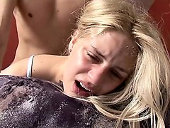 Anal, Teen, Dp rough crying pain anal first brutal cruel
