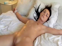 Beauty, Orgasm, Tied, Beauty strip