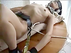 Orgasm, Tied, Orgasm party