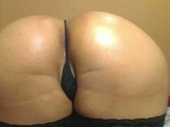 Latina, Ass, Pissing in ass