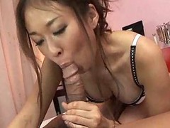 Asian, Handjob, Japanese, Handjob swallows