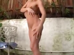 Anal, Blonde, Ass, Natural, Natural extreme anal penetration compilation
