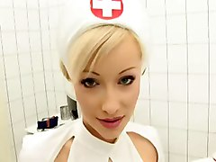 Nurse, White latex nurse