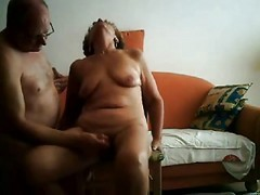 Amateur, Orgasm, Riding dildo orgasm