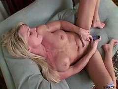 Bus, Whore, Milf, Mature whore sucks red dick