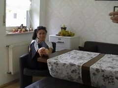 Kitchen, German, Couple, Couples swapping